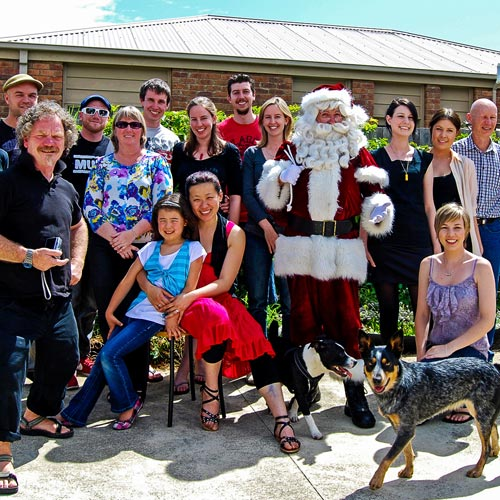 Private Events and Homes The Real Santa