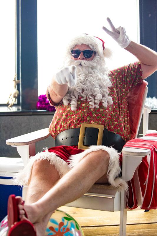 The Real Aussie Santa