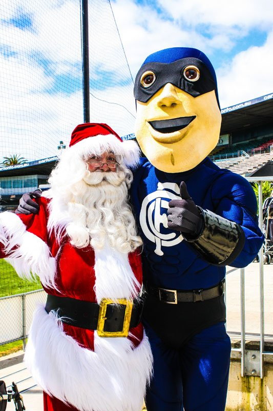 AFL Special Corporate Events The Real Santa