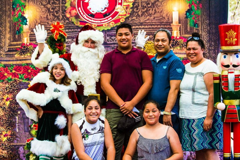 Staff Family Corporate Events The Real Santa