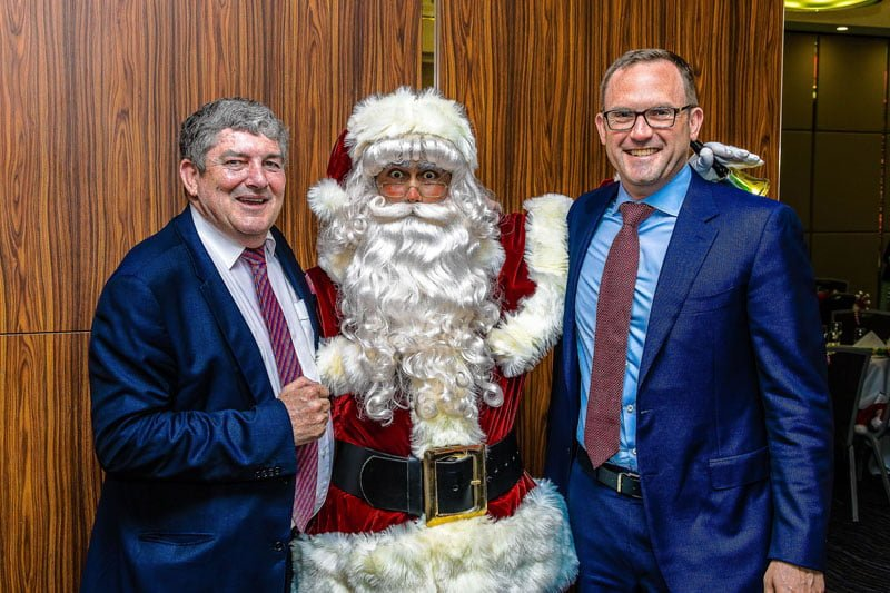 Staff Recognition Corporate Events The Real Santa