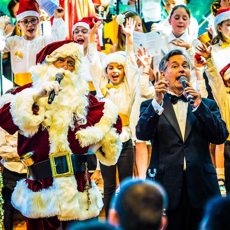 Carols The Real Santa Festivals