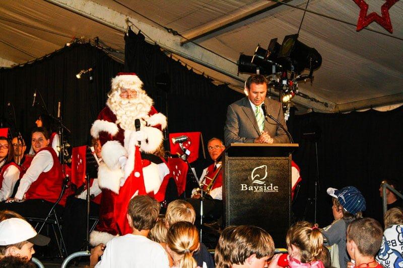 Festival The Real Santa