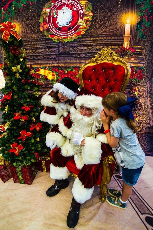 Festival props The Real Santa Festivals