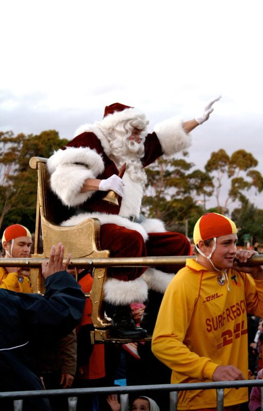 Lifesavers The Real Santa Festivals