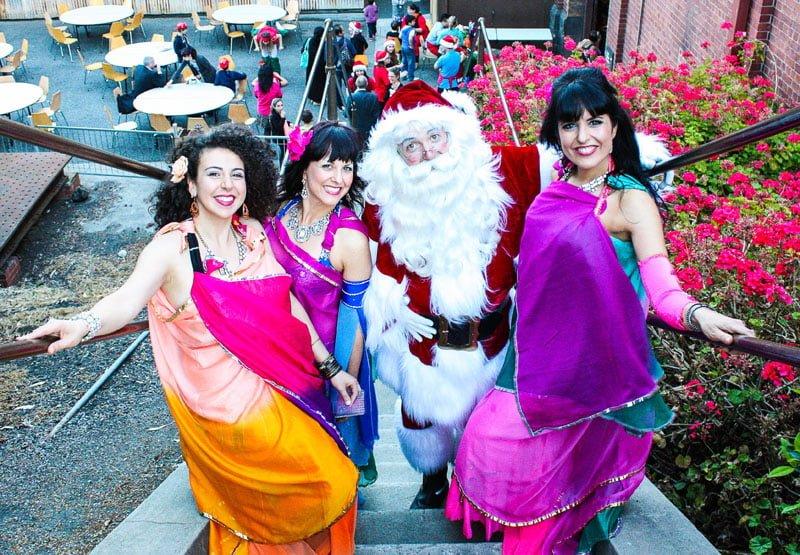 Outdoor Festivals The Real Santa Festivals
