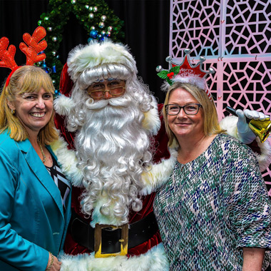 The Real Santa Ballarat Corporate Events