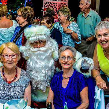 The Real Santa Ballarat Corporate Functions