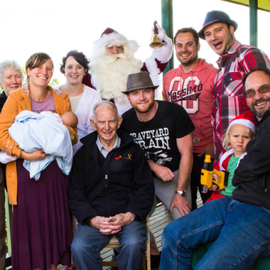 The Real Santa Geelong Private parties