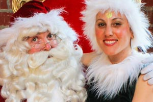 Choose Performers The Real Santa
