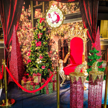 The Real Santa Sydney Decor Corporate Events