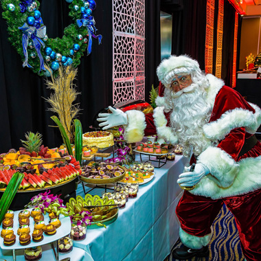 The Real Santa Wollongong Corporate Events